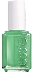 Mojito Madness - Bright Emerald Kelly Green Nail Polish by Essie