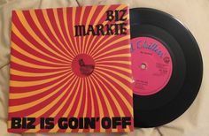 "BIZ MARKIE Biz is goin' off / The do do Promo copy single 7"" vinyl record"