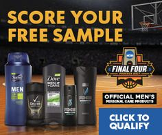 FREE AXE, Degree or Dove Sample - http://freebiefresh.com/free-axe-degree-or-dove-sample/