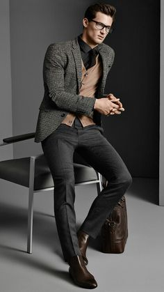 Hugo Boss  men's fashion and style
