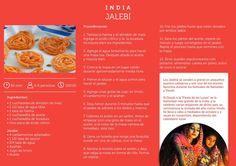 Nos ponemos internacionales con esta exótica #RECETA 🍽  NOTA: ¿Te gustaría probar este platillo? Puedes hacerlo en Hindustan Mexico➡️➡️http://bit.ly/2sPYhkN