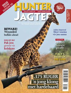 SA Hunter Jagter Afrikaans Magazine - Buy, Subscribe, Download and Read SA Hunter Jagter on your iPad, iPhone, iPod Touch, Android and on the web only through Magzter