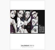 HARDINKGIRLS 2010 Calendar Calendar by Hardinkgirls