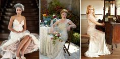 Runway to Reality with Claire Pettibone Beau Monde Collection from Momental Designs - Summerour Studio