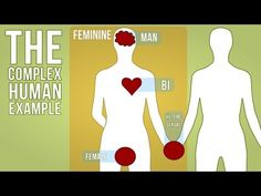 Human Sexuality is Complicated. In which Hank takes on a topic he's been afraid to cover for a while now. How should we talk about sexuality, what is the difference between sex and gender.and between sexual orientation and sexual behavior. Lgbt Resources, Gender Spectrum, Gender Studies, Gender Roles, Genderqueer, Thought Provoking, Equality, Romantic, Teaching