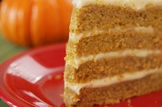 Ahh, Vermont Spice Cake…how I love thee! This cake is so reminiscent of Autumn to me- one bite and I get all warm and cozy and immediately, it feels like Fall. I've had this recipe forever (well, since getting married) and I remember making it the first month of my marriage- it was pretty much …