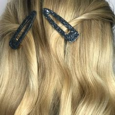 """• ADILLA colab • (@adillacolab) posted on Instagram: """"Our ADILLA Edit Navy Blue Quartz look clip. Available in salon or online"""" • Aug 26, 2019 at 12:26pm UTC Barrette, Bobby Pins, Salons, Navy Blue, Hair Accessories, Quartz, Hair Styles, Beauty, Instagram"""