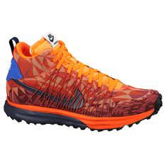 #Nike Lunar Fresh Sneakerboot - Hyper Crimson/Midnight Navy/Red Cray #sneakers