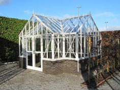 all glass greenhouse | ... greenhouse is one of the premier greenhouses in the helios line of