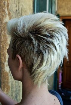 Short Punk Hairstyles for Women – Making Your Hair Punk | Thinkstylz