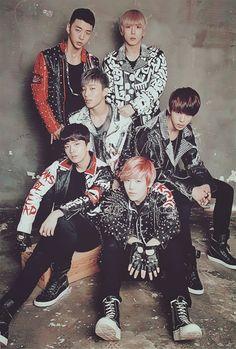 Yong Guk, Zelo, HImchan, Jongup, Dae Hyun, Young Jae