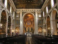 Most expensive chapel ever in the world. São Roque church.