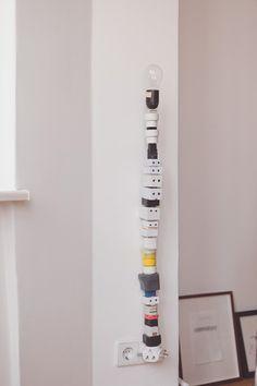 Freunde von Freunden — Alicja Kwade und Gregor Hildebrandt — Artists, Apartment, Berlin-Mitte — http://www.freundevonfreunden.com/de/interviews/alicja-kwade-and-gregor-hildebrandt/