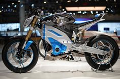 Yamaha's Exquisite Electric Motorcycles Will Soon Hit the Streets   Yamaha's PES1 is an important step for electric motorcycles, with a major manufacturer betting on an eco-friendly future.  Yamaha    WIRED.com