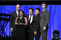 Samsung Honors Brad Pitt's Make It Right Foundation at 14th Annual Hope for Children Gala   3BL Media