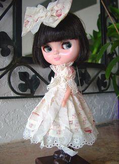Blythe Blythe dress Blythe Victorian Blythe by TheDollsDresser, $43.95