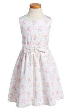 kate spade new york swift fit & flare dress (Toddler Girls & Little Girls) available at #Nordstrom