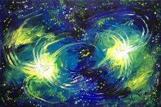 Original Abstract Painting by Liam Murphy Galaxy Painting, Galaxy Art, Abstract Styles, Abstract Art, Original Paintings, Original Art, International Artist, Abstract Expressionism, Buy Art