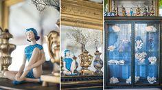 Colección Azul - Maison de Famille