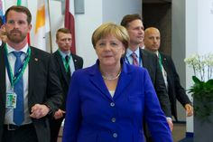 Will Merkel ever steer the EU migration Titanic and restore her power in…