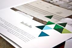 "Triangle design ""AR - Kitchen ideas  Exhibition Design, Graphic Design, Print"""