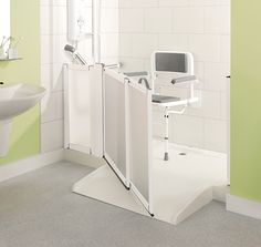 A Dream Design For The Disabled Oakton Parents Build A Hightech - Bathroom modifications for disabled