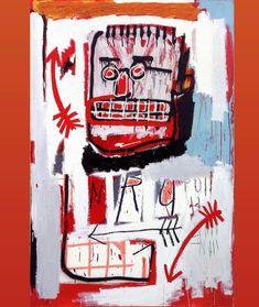 Jean Basquiat, Jean Michel Basquiat Art, Robert Rauschenberg, Keith Haring, Andy Warhol, Pablo Picasso, Basquiat Paintings, Radiant Child, Spray Paint On Canvas