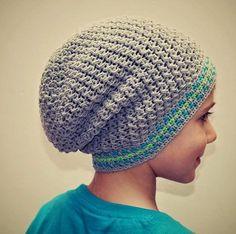 Homelesska pro velké kluky – NÁVODY NA HÁČKOVÁNÍ Free Crochet, Knit Crochet, Crochet Hats, Crochet Clothes, Headpiece, Crochet Projects, Knitted Hats, Diy And Crafts, Crochet Patterns