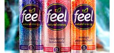 Win 3 Cases of FEEL Natural Energy Drinks – Made in Royal Oak – Mother's Day Giveaway
