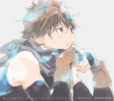 Whisper, Chant, Prayer, Awaken is the episode of Hai to Gensō no Grimgar anime adaptation. It first aired January After awakening from the darkness, Haruhiro found himself in the world of Grimgar where you must fight in order to live. Manga Anime, Manga Boy, Anime Art, Anime Boys, Geeks, Grimgar, Live Songs, Anime Music, Anime Kunst