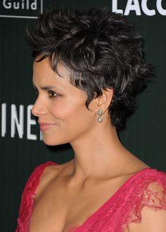 TMVbijoux: Cabelos curtos com estilo, os penteados das famosas