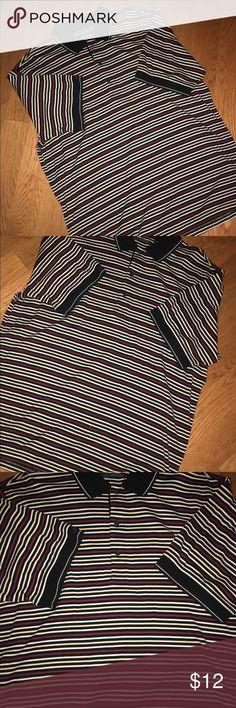🖤❤️ GREG NORMAN. Hardly worn. ❤️Greg Norman 🖤Hardly worn         ❤️Smoke free home. Greg Norman Shirts Polos
