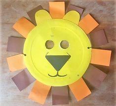 so kannst du tierische masken basteln dschungel party safari kindergeburtstag deine tier. Black Bedroom Furniture Sets. Home Design Ideas