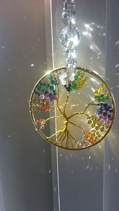 Energy Tree of Life 0006 by DivineDeanna on Etsy