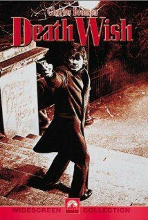 """""""Death Wish"""" wherein a NYC Architect and family man becomes a ruthless vigilante.   (Provide your own punchline...)"""
