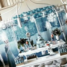 Frozen By Alquimia Festas