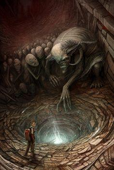 Мрачные ижуткие картинки изглубин человеческого подсознания. Выбор AdMe.ru.