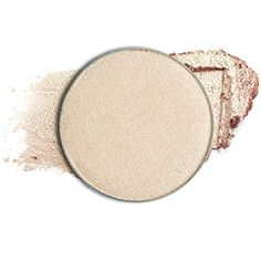 Makeup Highlighter Powder 'On the Glow' - Shimmering Light Catching Pressed Powder For Face & Body. Pan-only. Color Lavish. >>> For more information, visit image link.