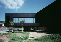 This is a weekend house whichs is located in Takeo, Saga pref., Japan.