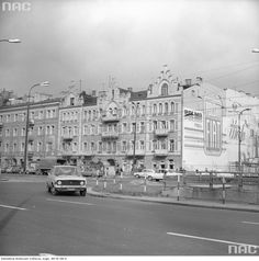 Warsaw, Old Photos, Street View, Prague, Antique Photos, Vintage Photos, Old Pictures