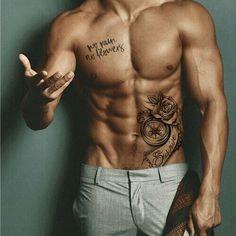 cool men tattoo design ideas on 2019 – Tattoo Designs Hot Guys Tattoos, Boy Tattoos, Body Art Tattoos, Sleeve Tattoos, Side Tattoos Girls, Mens Tattoos Chest, Small Chest Tattoos, Back Tattoos For Guys, Rose Tattoos