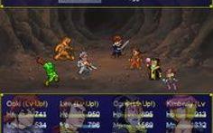 Scarica adesso SoulFire, un JRPG ispirato ai primi Final Fantasy, è gratis! #finalfantasy #rpgmaker #jrpg #gratis