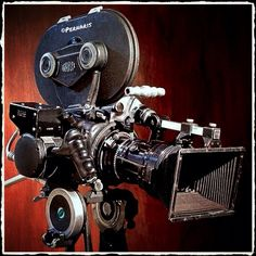 Arriflex 35MM Motion Picture Camera