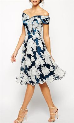 ae891aa4aa90d Chi Chi mavi cicekli gece elbisesi | Modacruz scalding hot-really cute  www.adealwithGodbook