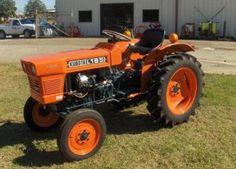 Kubota L275 L285 L295 Tractor Workshop Service Manual