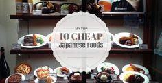 """Top 10 Makanan Murah dan Enak di Jepang – Bagi kamu-kamu yang suka jajan, hobi makan, tapi menjunjung tinggi asas """"HEMAT"""" seperti saya, cobain deh salah satu Top 10 Street Foods Murah dan Enak di Jepang kalau kalian pas Jepang. Makan di Jepang gak harus mahal kan?"""