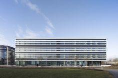 Gallery of Center of Brain, Behavior and Metabolism / Hammeskrause Architekten - 2