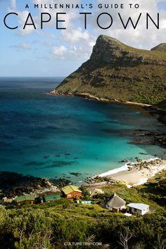 A Millennial's Guide to Cape Town Pinterest: @theculturetrip