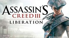 ASSASSIN'S CREED LIBERATION free wallpaper download