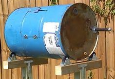 composters homemade 55 gal steel drum - Bing Images